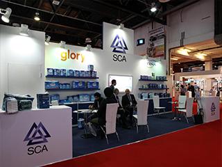 SCA @ Arab Health