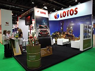 Lotos @ Automechanika Dubai