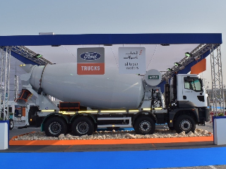Al Tayer & Ford Trucks @ Big5 Dubai